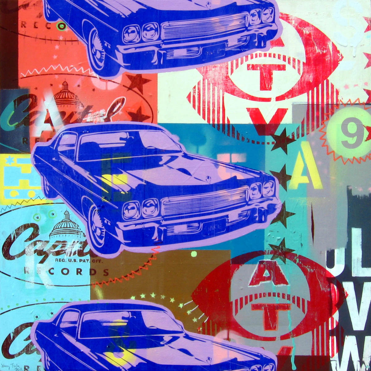 1970's vintage autos