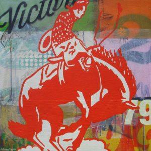 Vintage Rodeo theme