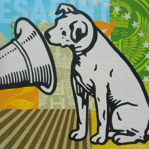 RCA dog by Johnny Taylor